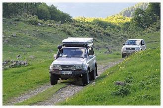 Raid Alpi Italiane